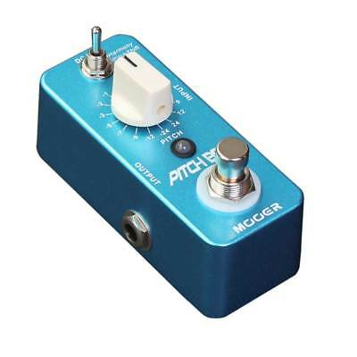 Mooer Micro Series Pitchbox Harmony / Pitch Shifting Guitar Effects Pedal