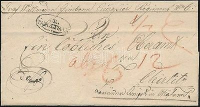 Austria,Hungary,Slovakia stamp Ex offo `GR: / TAPOLTSAN` - Chirlitz WS124464
