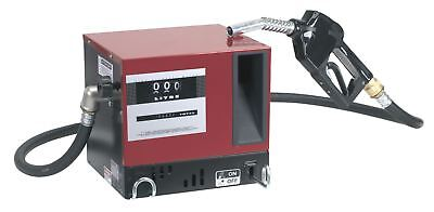 Sealey TP955 Diesel/Fluid Transfer System 56ltr/min Wall Mounting with Meter 230