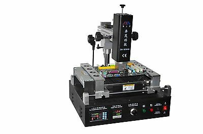 Zhuomao ZM R380B BGA Rework Station Reflow Reball Hot Air & IR High Quality
