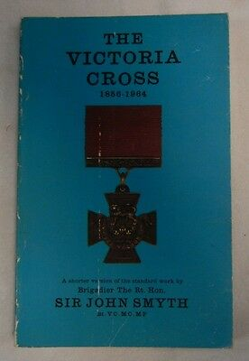 The VICTORIA CROSS 1856-1964 - BRITISH MILITARY HISTORY / REFERENCE BOOK