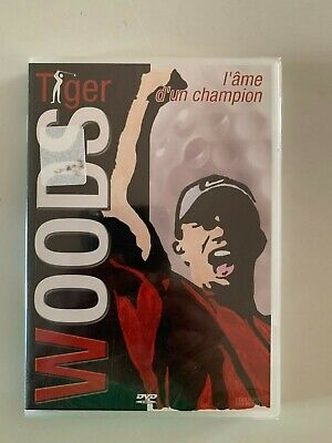 Dvd Tiger Woods L'ame D'un Champion / Neuf