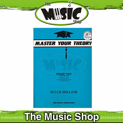 New Master Your Theory Book  - Blue Grade 2 - MYT