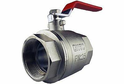 "Full Flow Brass Ball Valve 1/2""bsp Up To 2"" Bsp Female/female"