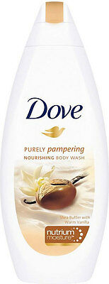 Dove Purely Pampering Nourishing Body Wash with Shea Butter & Warm Vanilla 250ml