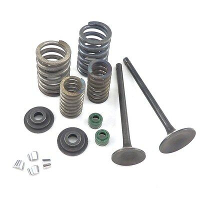 Valve Set W/ Springs for Chinese 125cc engines CG125 copy 156FM1