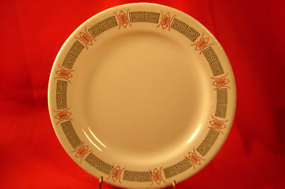 Plate Sterling China Longevity 1971