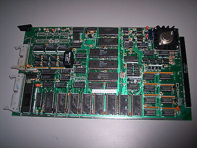 Silicon Valley Group (Svg) - 99-80103C-1-02 - Cpu Pcb