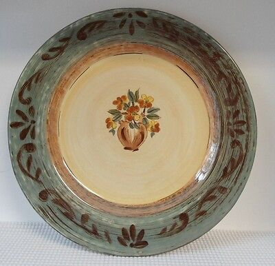 TUSCAN LANDSCAPE  Dinner Plate BEST More Items Availab Certified International