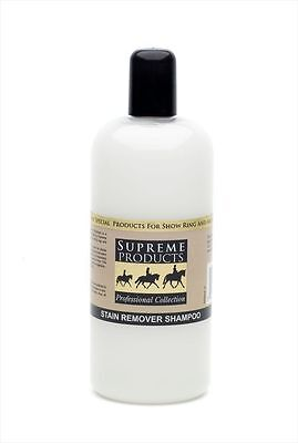 Supreme Products Stain Remover Shampoo 500ml - Horse/Pony Care