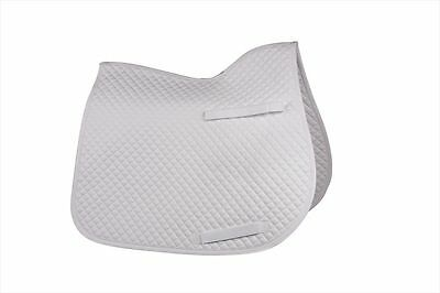 HyWITHER Competition All Purpose Pad White - Cob/Full - Saddlecloth/Numnah