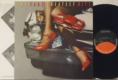 The Cars : Greatest Hits  -  1985 Lp Ger
