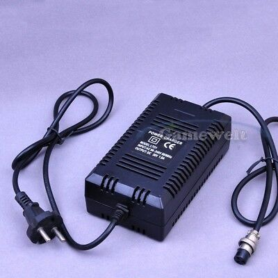 36V 1.6A - 1.8A Amp Battery Charger for Electric Bike Scooter