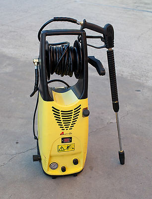 Pressure Washer 2000 Watt, Washing Water Cleaner Garden Industrial Cleaning