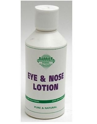 Barrier Anti-Bacterial Eye & Nose Lotion 200ml - Horse/Pony Care