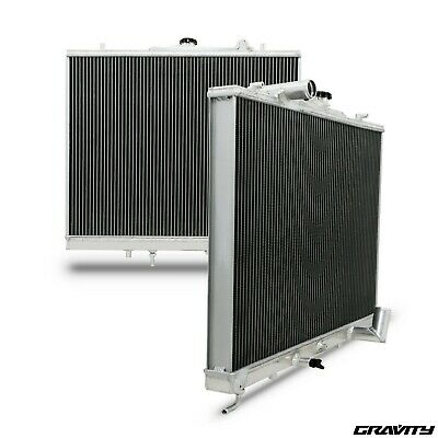 40mm ALUMINIUM RADIATOR RAD FOR MITSUBISHI L200 PAJERO SHOGUN 2.5 TURBO DIESEL