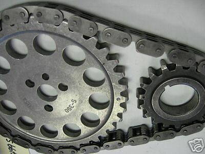 Cadillac 390 Timing Chain Gears Sprockets Set 1959 60 61 62 Fleetwood DeVille
