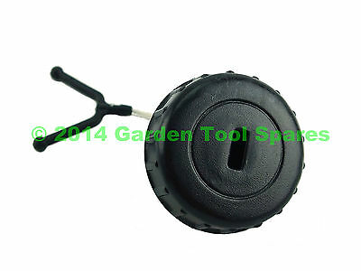 Gts Fuel Tank Cap / Oil Filler Cap To Fit Stihl 017 018 Ms170 Ms180 Chainsaw New