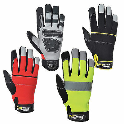 Portwest A710 High Performance Tradesman Mechanics Gloves