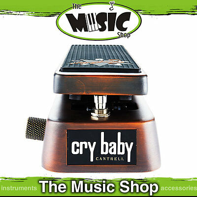 New Dunlop JC95 Jerry Cantrell Signature Crybaby Wah Pedal - GJC95 Cry Baby