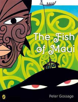 The Fish of Maui by Peter Gossage Paperback Book