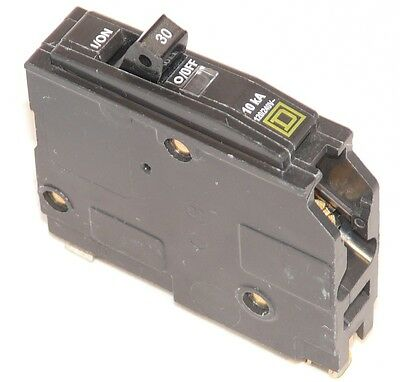 New Square D QO125 QO 1 pole 25 Amp 120 Volt Circuit Breaker SQD