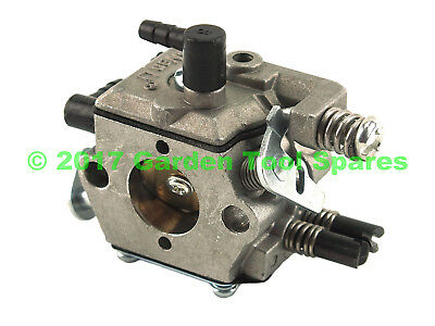 New Carburettor Carb To Fit Chinese Chainsaw 4500 5200 5800 45Cc 52Cc 58Cc