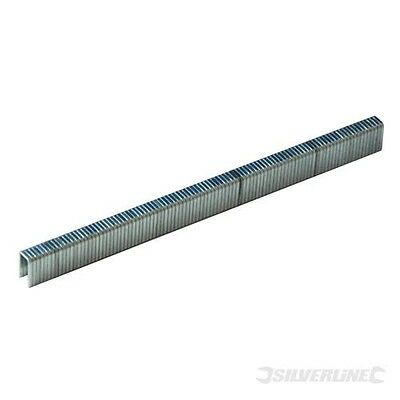 Silverline Tackerklammern, Typ A, 5.000er-Pckg. 5,2 x 10 mm
