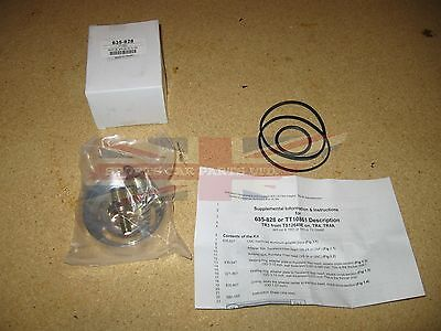 Brand New Spin On Oil Filter Conversion Kit Triumph TR3 TR4 TR4A Spin-0n Adapter