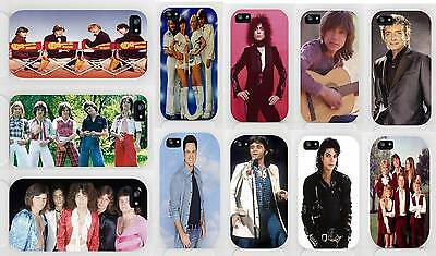 Retro Pop Acts Clip On Mobile Phone Cover