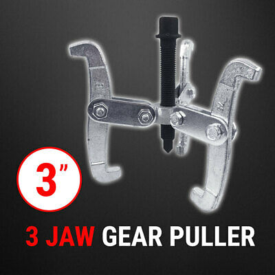"Bearing Gear Puller 3 Jaw 3"", Remover Drop Forged Reversible Jaws"