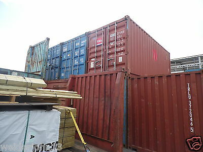 Shipping Containers 20 Ft Used Southampton Dorset Depots