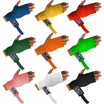 Boxing Hand Wraps Inner Gloves Bandages Boxing Gloves Straps 3 Meter Adults