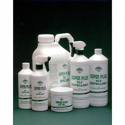 Barrier Green Label Super Plus Horse Pony Summer Fly Midge Repellent Spray