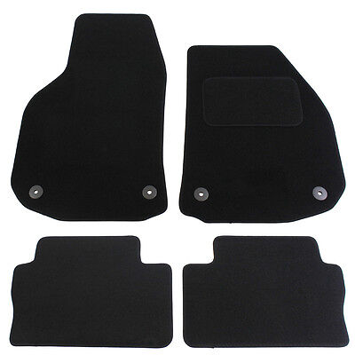 Vauxhall Zafira B 2006 - 2011 Fully Tailored 4 Piece Car Mat Set with 4 Clips