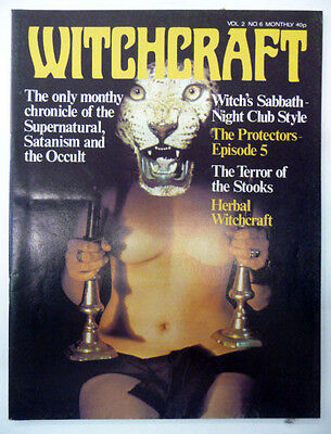 witchcraft vol 2 n 6 uk