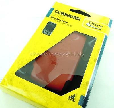 New Otterbox Red Commuter Case For Blackberry Curve 3G 9330 9300 8530 8520