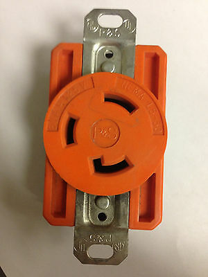 IGL530-R Pass and Seymour L5-30 Isolated Ground Receptacle