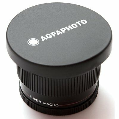 AGFAPHOTO Super Macro Fisheye Lens for Canon Powershot G1 X