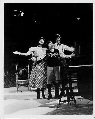 Donny Marie Osmond The Young Osmonds Press Photo 8x10 Vintage