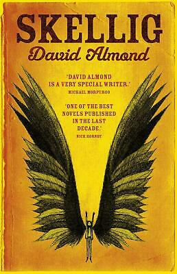 Skellig by David Almond Paperback Book Free Shipping!