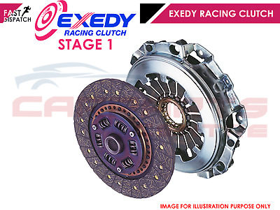 For Nissan 350Z 3.5 Fairlady Exedy Organic Stage 1 Sports Clutch Kit Z33 Vq35De