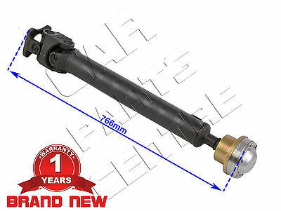 FOR MERCEDES W163 ML 270 CDi 98-05 FRONT PROPSHAFT UJ JOINTS 1634100301 NEW