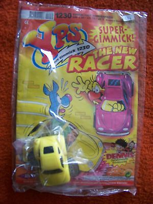 YPS - The New Racer ( in gelb )  Nr. 1230    NEU OVP mit Gimmick