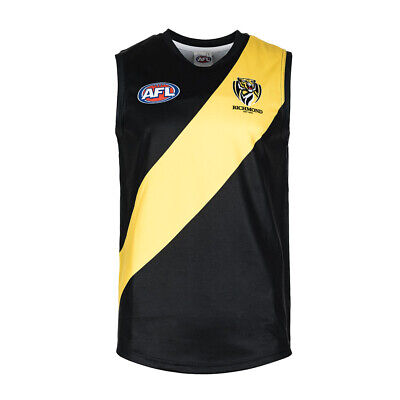 AFL Richmond Tigers Kids Boys Youths Footy Football Jumper Guernsey Jersey