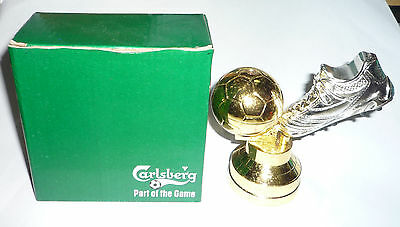 CARLSBERG Beer LIGHTER Part of the Game  FIFA World Cup 06 Ball and Boot