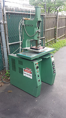 Thermatron 3KW P20 RF Heat Sealer-RF Welder