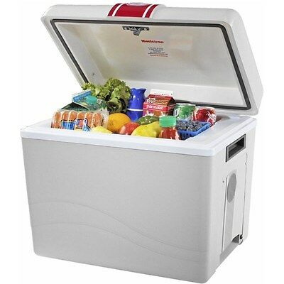 45 Qt Thermoelectric Cooler & Heater, Electric Portable Car Travel Chest Fridge