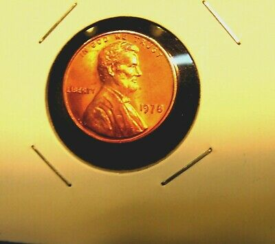 1978 - P  Lincoln  Memorial  Cent  BU  Red  Nice US  Coin  Combined   Shipping