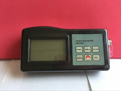 Vibration Meter VM6360 with Cable and Software